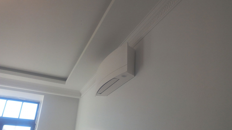 Квартира на ул. Академика Павлова. Мульти сплит-система Daikin на 3 комнаты. Внутренние блоки серии Emura
