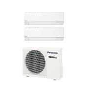 Panasonic CU-2E15PBD / CS-E7RKDW x 2