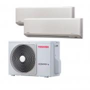 Toshiba RAS-2M14S3AV-E / RAS-M07N3KV2-E1x 2
